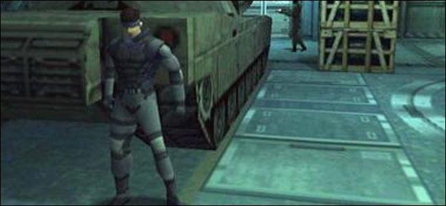 Metal Gear Solid, 1998