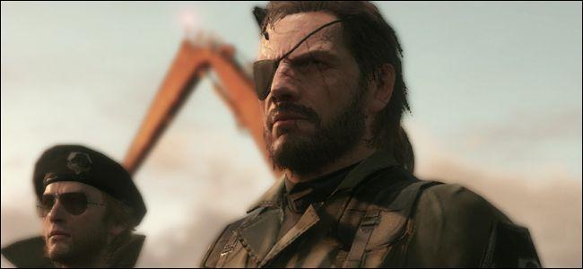 Metal Gear Solid V: The Phantom Pain, 2015