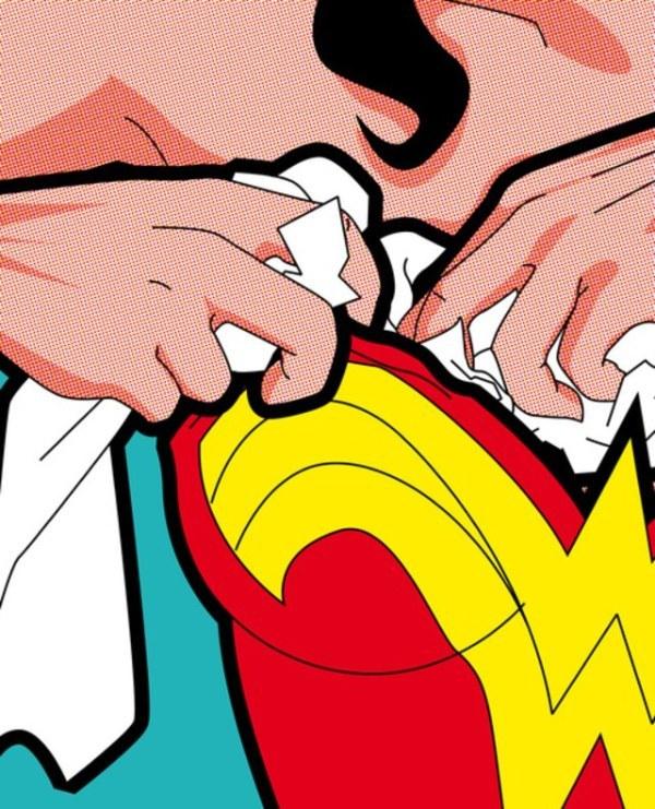 Секретная жизнь супергероев