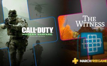 PlayStation Plus в марте 2019