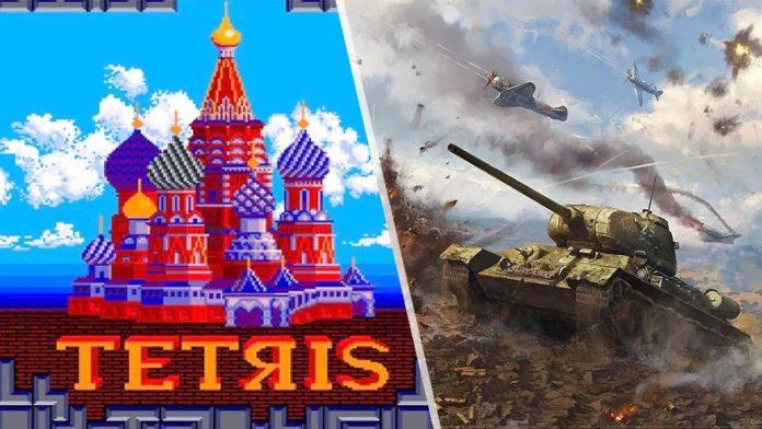 Краткая история игровой индустрии в СССР и России