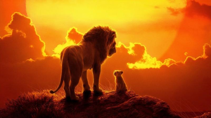 дата выхода король лев 2019