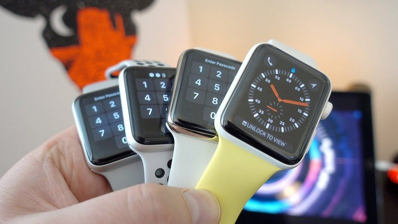 Apple Watch Series 4 смарт воч