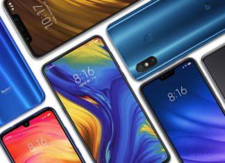 новый телефон xiaomi 2019