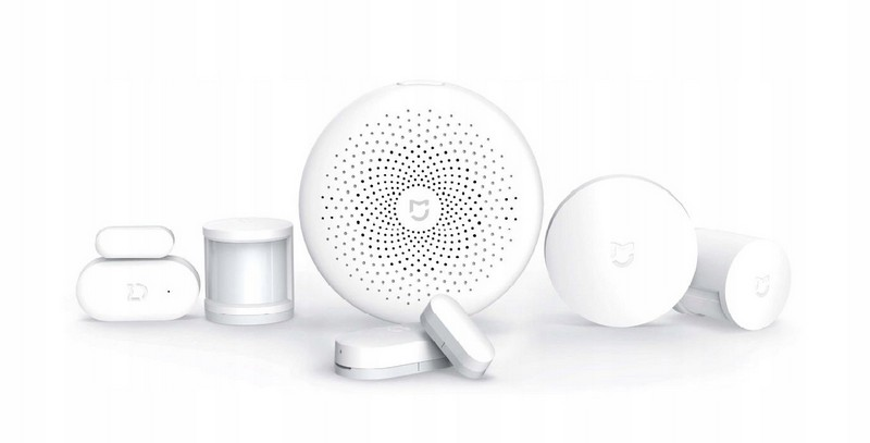 Комплект умного дома Xiaomi Smart Home 2 Full Kit