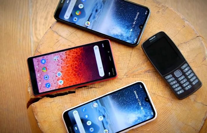 новые телефоны нокиа 2019