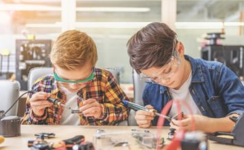 подростки изобретатели