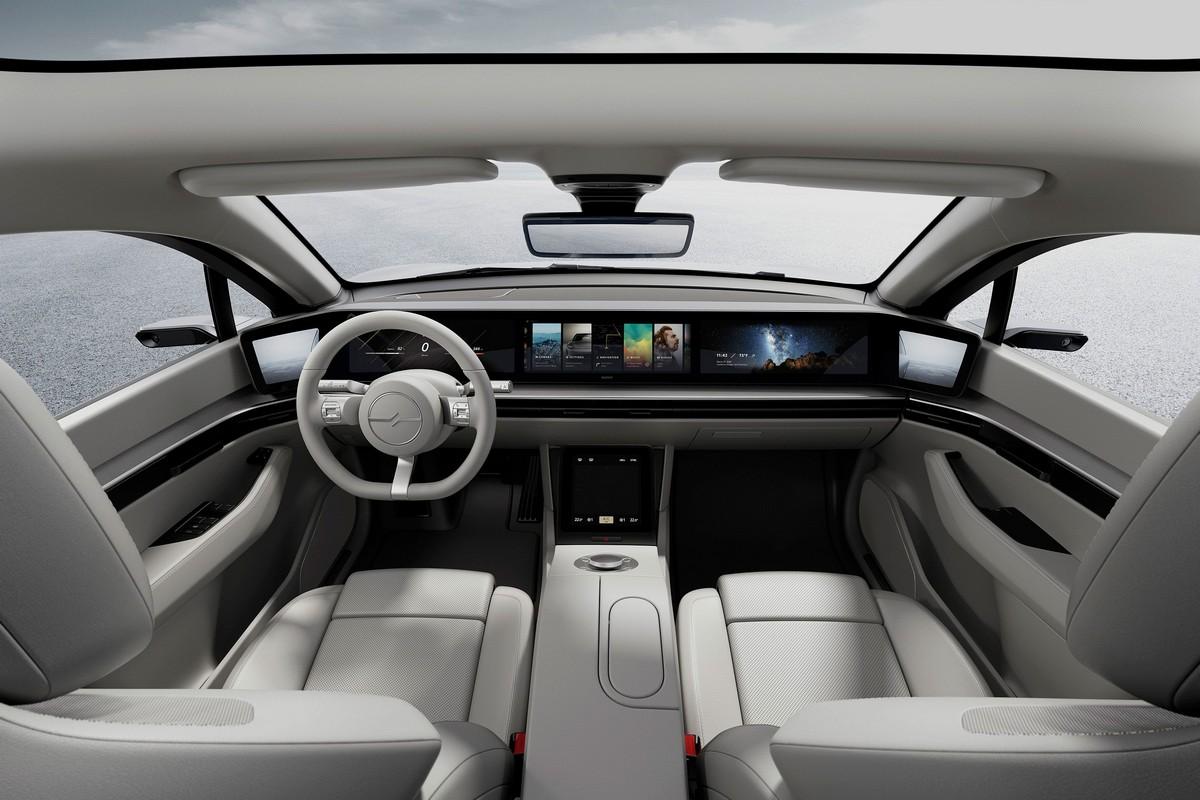 CES 2020: электрокары от Sony, Google и Heinz