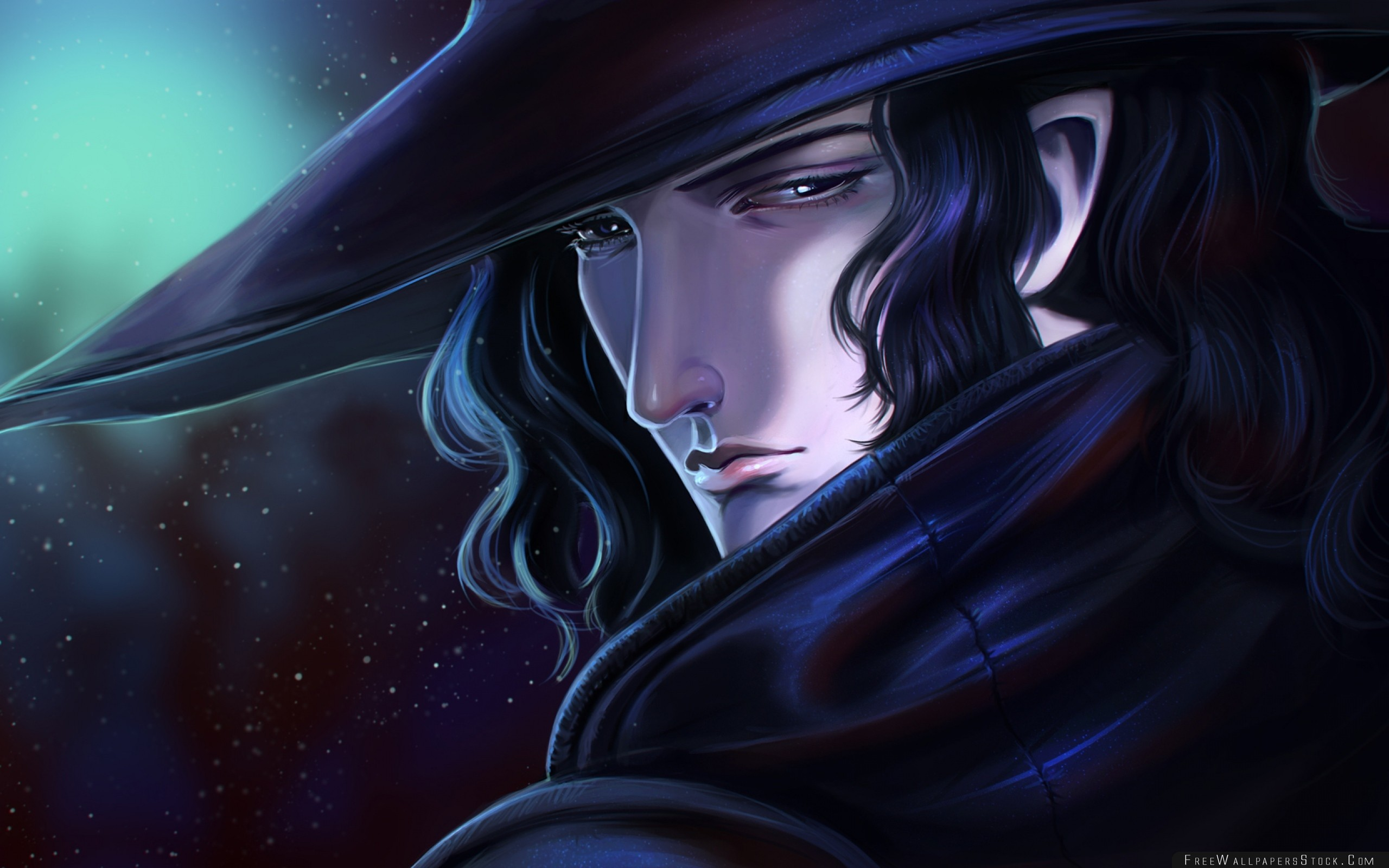 D Охотник на вампиров