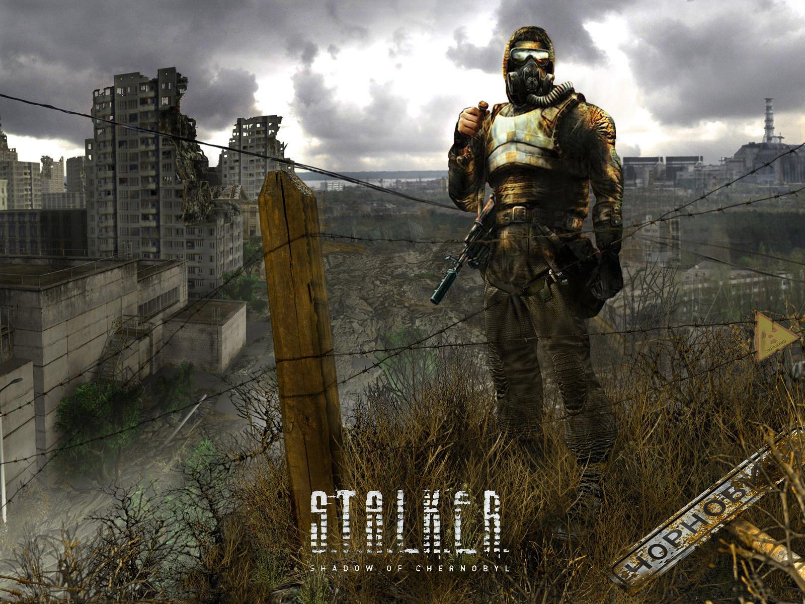 S.T.A.L.K.E.R Тень Чернобыля